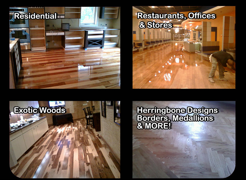 Hardwood Flooring Chicago | Www.LucianosFlooring.com | Finished Projects  Commercial Hardwood Flooring